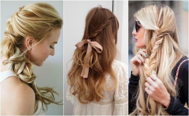 14 pomysłów na fryzury z długich włosów