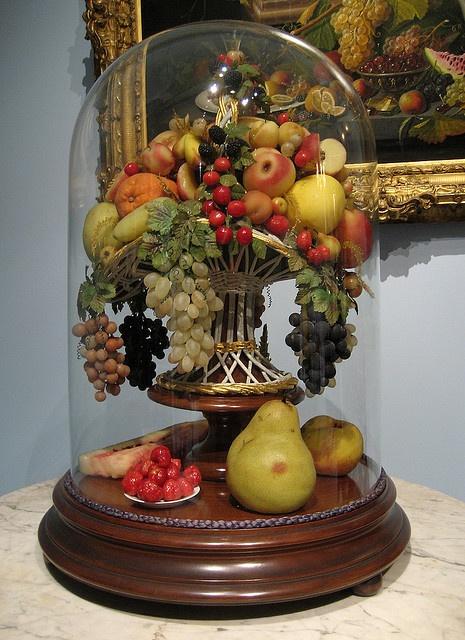 wax fruit 1855