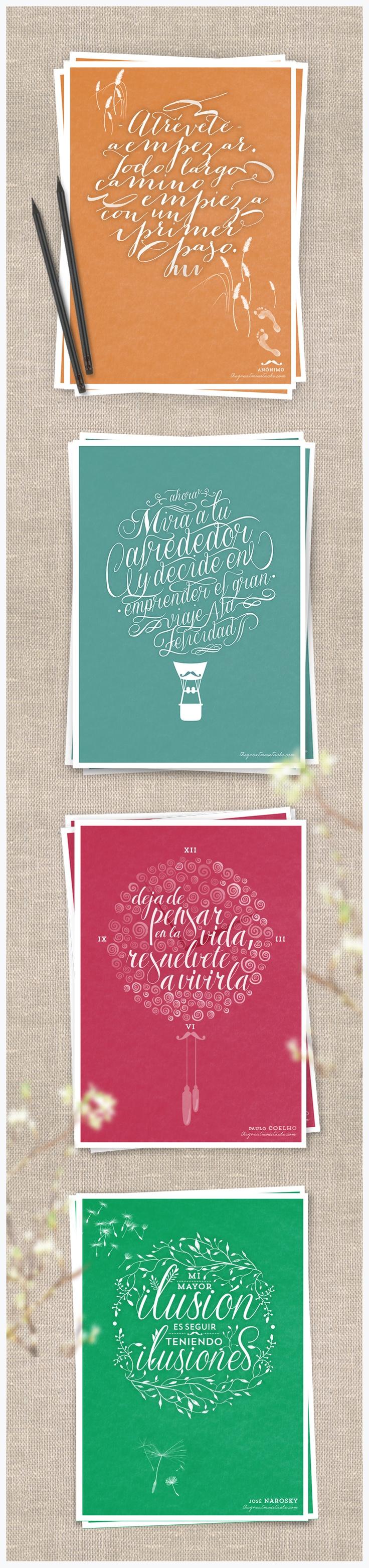 La familia crece y crece... Crece con nosotros en thegreatmoustache.com y facebook!