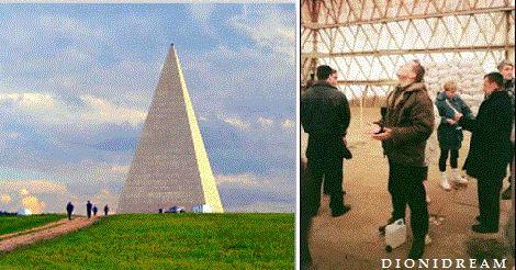 Le Piramidi Energetiche Russe di Alexander Golod