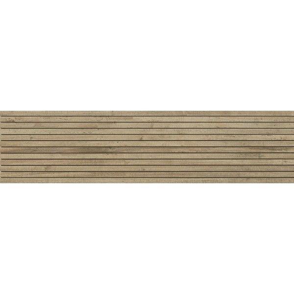 #Ragno #Woodstyle #Mosaik Ulivo 15x60 cm R3EN | Feinsteinzeug | im Angebot auf #bad39.de 159 Euro/qm | #Mosaik #Bad #Küche