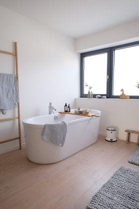 Lovely Duravit Starck freestanding bathtub SoLebich