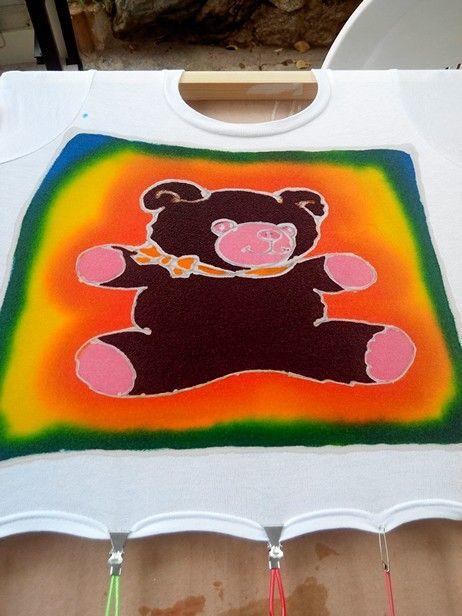 Batik t-shirts garçon ou fille 6 ans