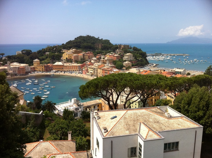 Sestri Levante - the most beautiful view