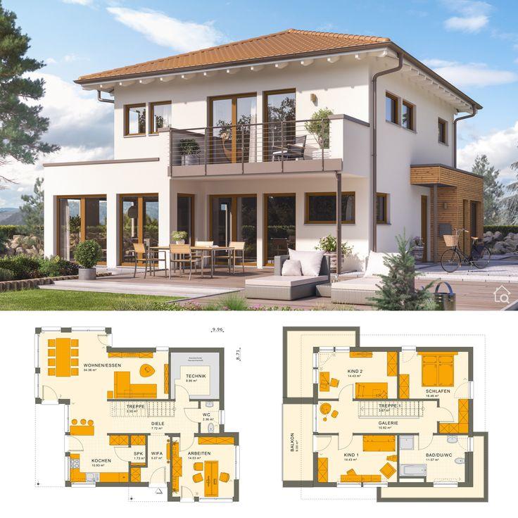 Pin von Bingo auf House in 2020 Baustil, Einfamilienhaus