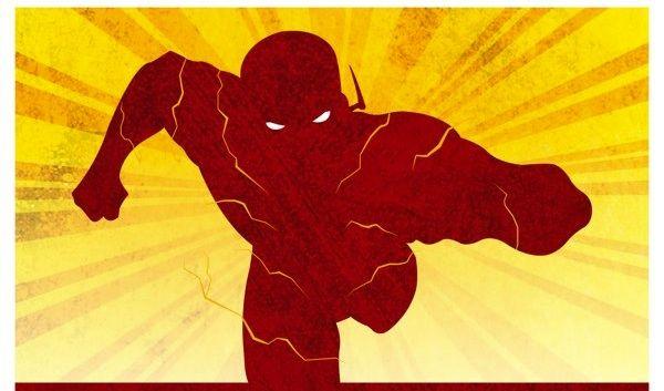 I poster dei supereroi di Adam Thompson (con citazioni)