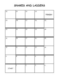 Image result for snakes and ladders template
