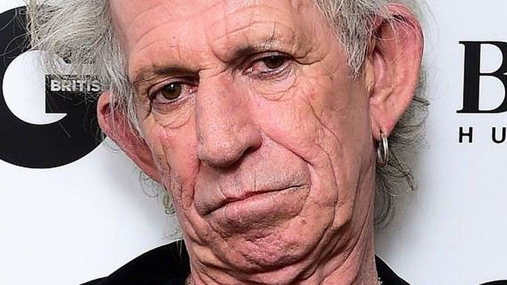 """Keith Richards SLAMS Iconic 60s Rock Group, Says Live Shows """"Were Never Quite There"""" 