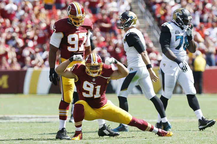 5 STATS TO KNOW ABOUT THE REDSKINS DEFENSE - INCLUDING SOME SURPRISES ABOUT THE PASS RUSH