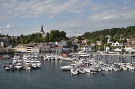 Grimstad ~ Norway, Region Southern Norway, County Aust-Agder.