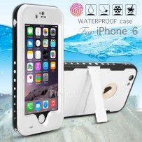 Cover Multifunzione con Armatura Waterproof per Apple Iphone 6/6s