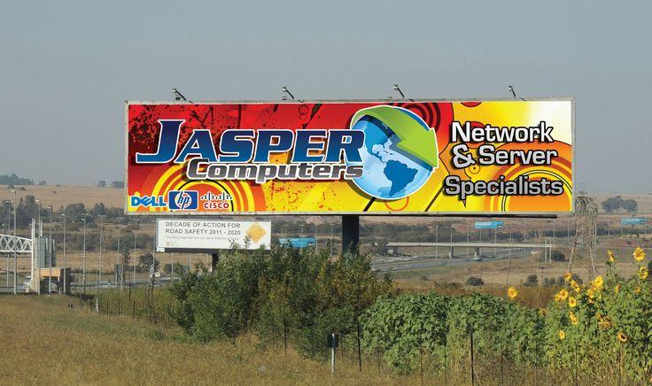 Jasper Billboards