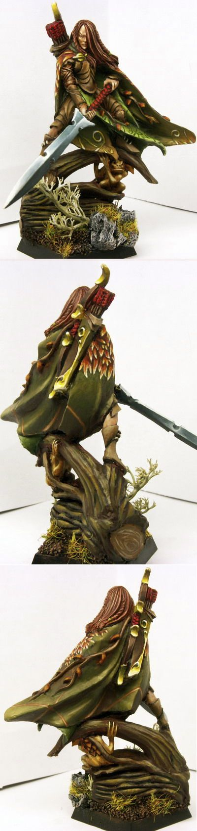 Wood Elf Lord with NMM