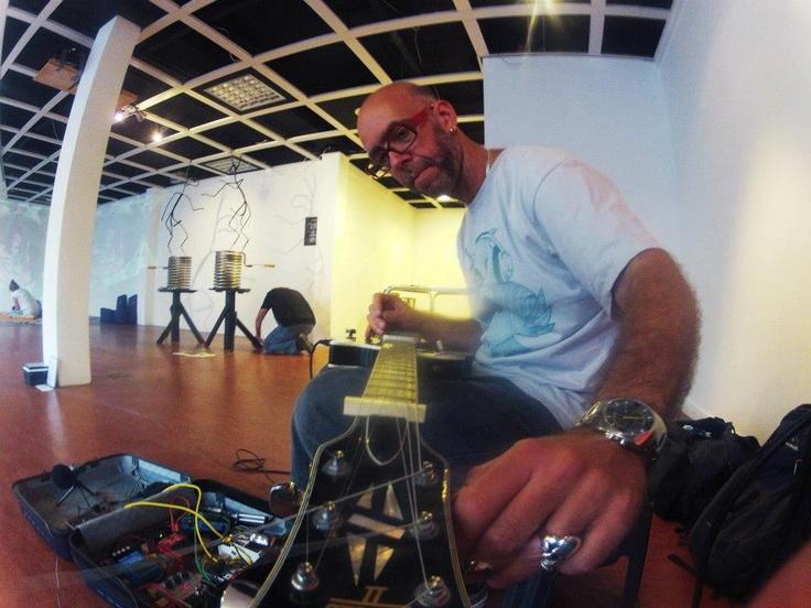 TTME live @Kunststelling, Kunst tot de n8 2012