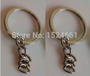 Брелки и Кольца Для Ключей 5.3 см, 30 Шт. * шарик крышки застежка переключить выводы разъем прелести * шарик шапки застежка переключить
