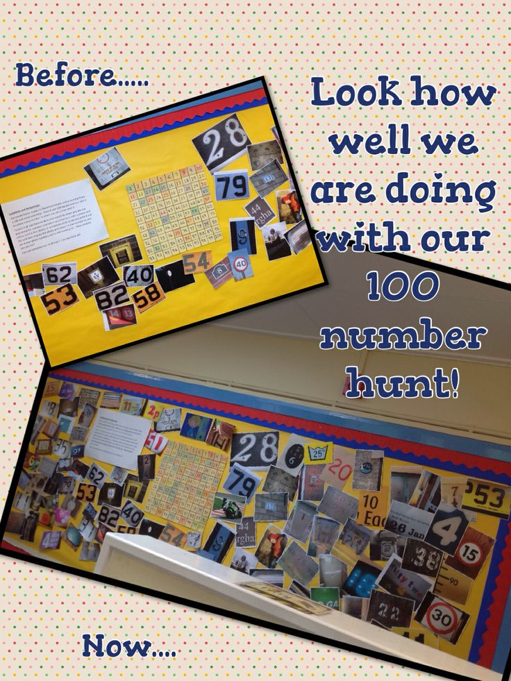 An update on how well our children and parents are doing on our 100 hunt!