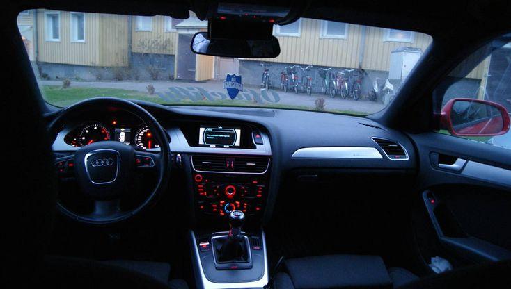 Audi A4 TDI Quattro (2011)