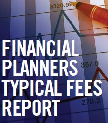 This report is key to confirming the most common 'methods of charging' within the financial planning industry & the 'typical fees' that are being applied within these approaches.