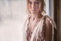 #bohobride with @nellaioannou wedding dress and @breakastone #raw #crystals