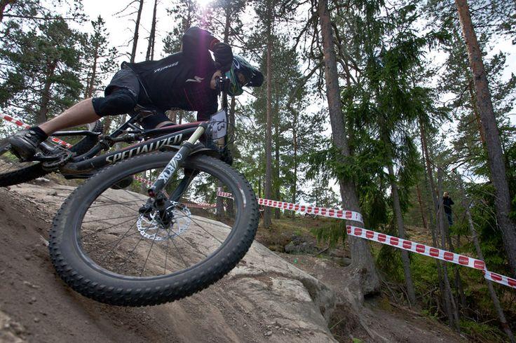 Downhill comp @Kokonniemi Bikepark Porvoo Finland