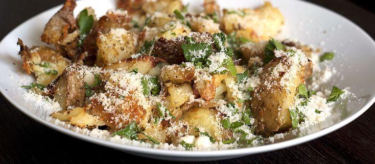 Parmezánové zemiaky