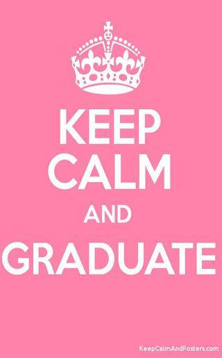NewYorkDress Blog // Click through for more graduation inspiration! // Keep Calm and Graduate