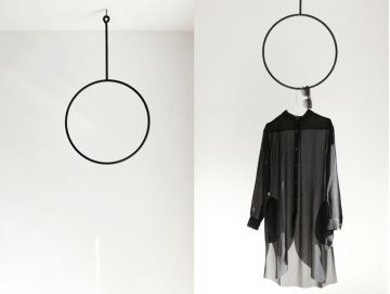 Clothing rail round | Annaleena Scandinavian design