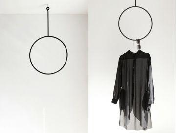 Clothing rail round | Annaleena Scandinavian design