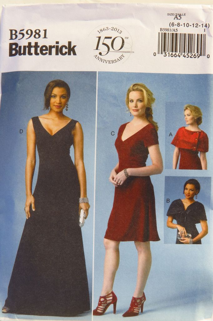 The 339 best Butterick Women\'s/Misses\' Sewing Pattern Collection ...