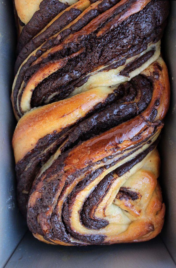 Better Chocolate Babka  Image:Laura Messersmith