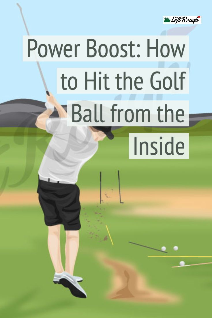 Game Changer How To Attack The Golf Ball From The Inside The Left Rough In 2020 Golf Lessons Golf Tips Golf Grip