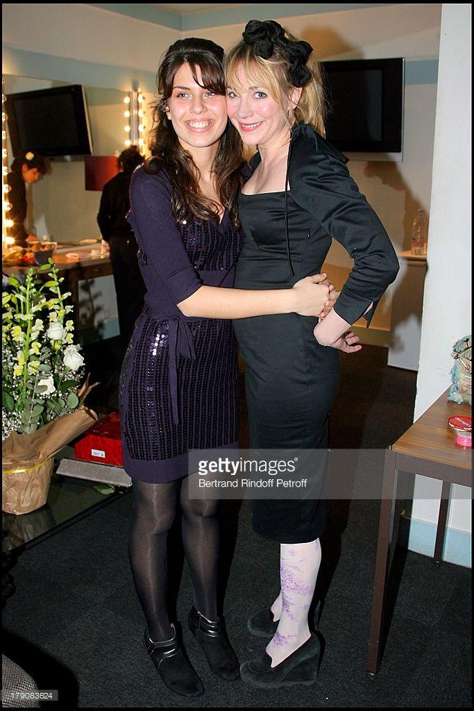 Photo d'actualité : Ornella Alagna and Julie Depardieu at 'Sicilien'...
