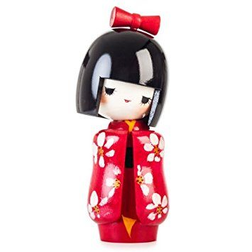 Japanese Maiden Authentic Kokeshi Doll