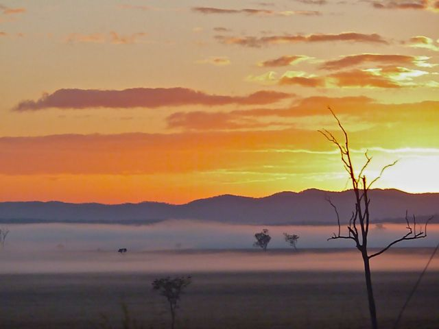 #sunrise at bruce hwy #australia