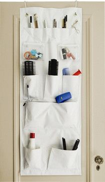 Kangaroom Over-The-Door Organizer - contemporary - clothes and shoes organizers - Great Useful Stuff