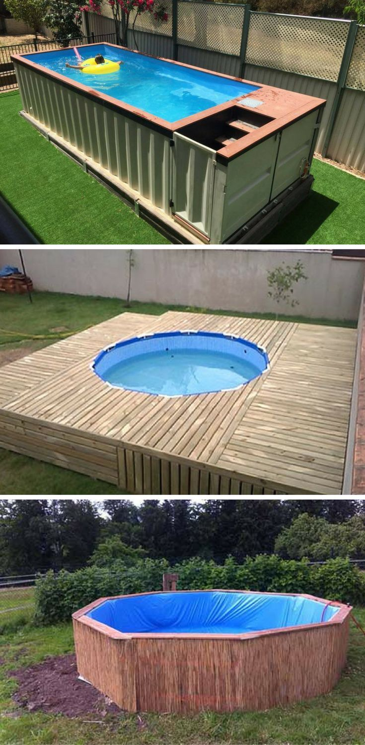 17 Best Ideas About Swimming Pool Construction On