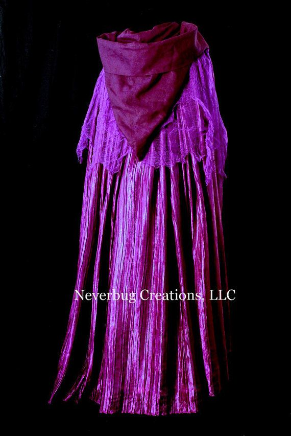 Hocus Pocus Sarah Sanderson Custom Costume With or Without