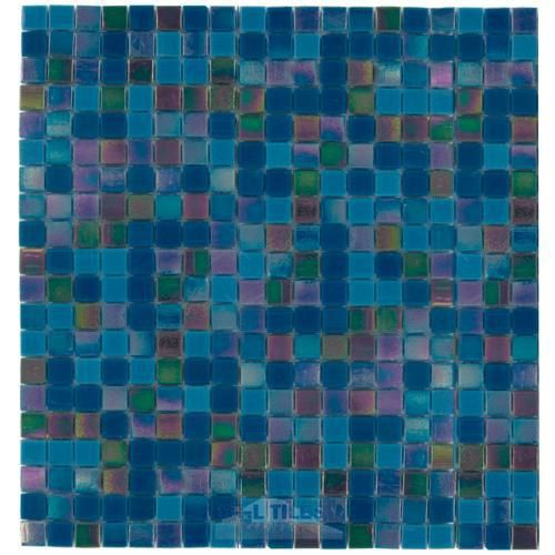 Vicenza Mosaico Glass Tiles | TRE-HYADRANGEA | Ortensia | Tile > Glass Tile