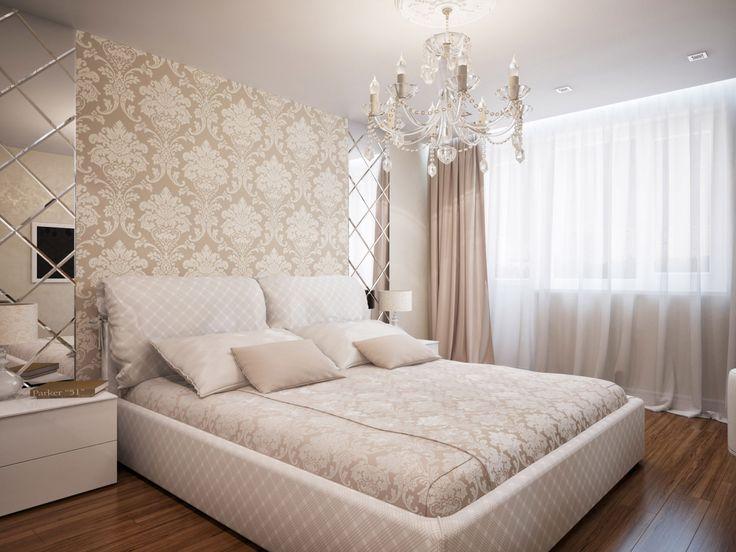 современная спальня дизайн 7