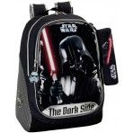 STAR WARS BACK PACK WITH PENCIL CASE