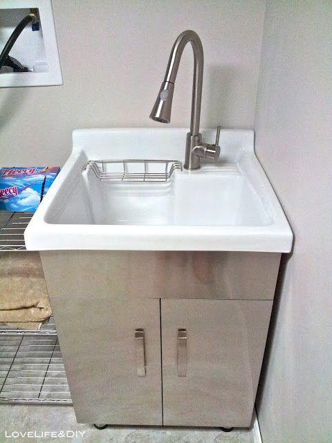 LoveLife: Laundry Sink