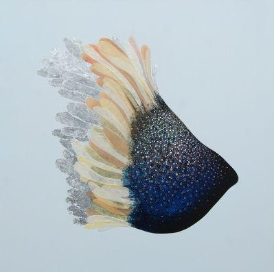Ankuran - VII by Uday Chand Goswami on Artflute.com