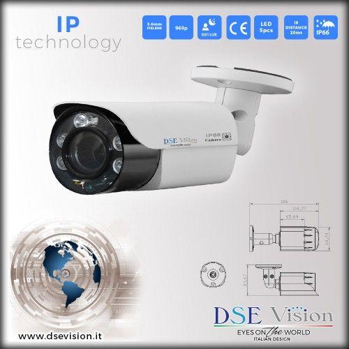 DS-IP13MP Telecamera a colori bullet IR impermeabile