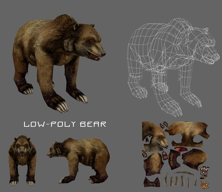blender how to make low poly animals