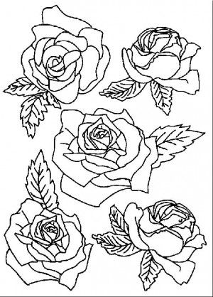94 best Free Flowers coloring book images on Pinterest | Coloring ...