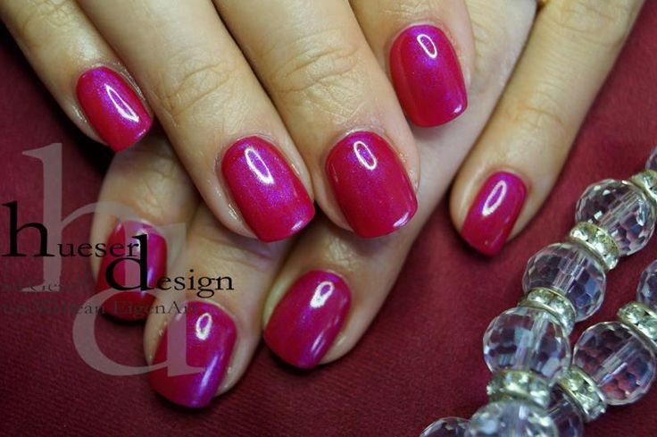 Pure amazing colour with Flux Colour High Definition no. 07! Nail design and photo by Isabel Gesell. http://www.vw-e.de/uv-gel-flux-colour-high-definition-5ml.html
