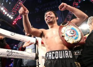 Manny Pacquiao gets unanimous decision win over Jessie Vargas