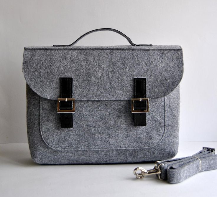 ON SALE -10% off !! Felt leather laptop bag briefcase 13 MacBook Pro laptop, urban felt bag, Common Laptop Leather Felt laptop bag briefcase by kmBaggies on Etsy https://www.etsy.com/listing/204919724/on-sale-10-off-felt-leather-laptop-bag