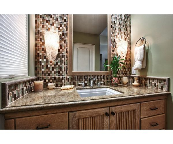 Stone Tile Bathrooms: 67 Best Images About MS International Tile On Pinterest