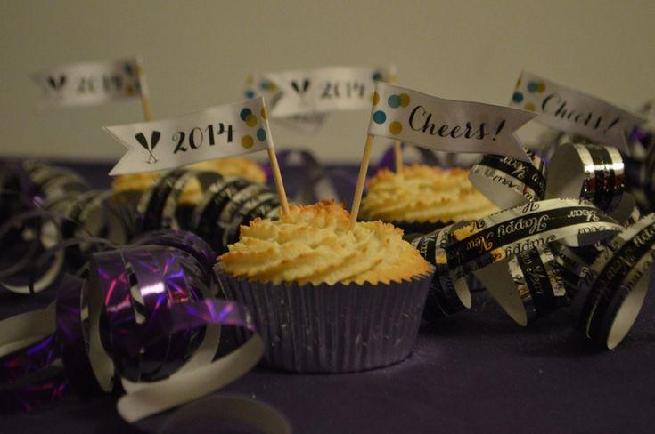 Kransekage cupcakes #cupcakesDK
